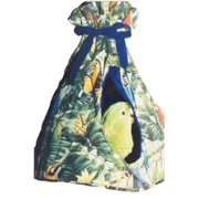 Polly`s Pet Products 50892-9 Love Nest, Medium, 7 Inch Diameter x 14 Inch Height