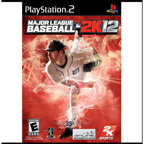 Major League Baseball 2K12 (PS2) - Pre-Owned