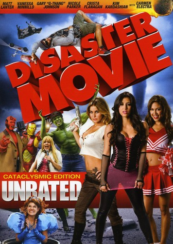 Disaster Movie (Unrated) by Lionsgate