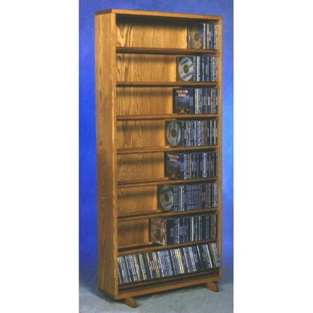 Wood Shed 800 Series 440 Cd Dowel Multimedia Storage Rack