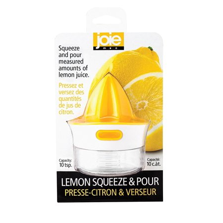 Harold Import Company Joie Citrus Squeeze and Pour Juicer Reamer with 10  Teaspoon Capacity Pour Spout (BPA Free and FDA Approved ABS), Joie's  Squeeze