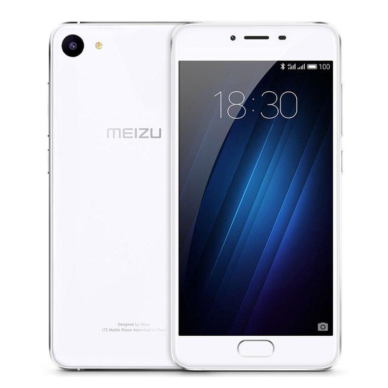 "5.5"" Meizu Meilan U20 Mobile Phone Octa Core Fingerprint 1920x1080 13.0MP Cell Phone"