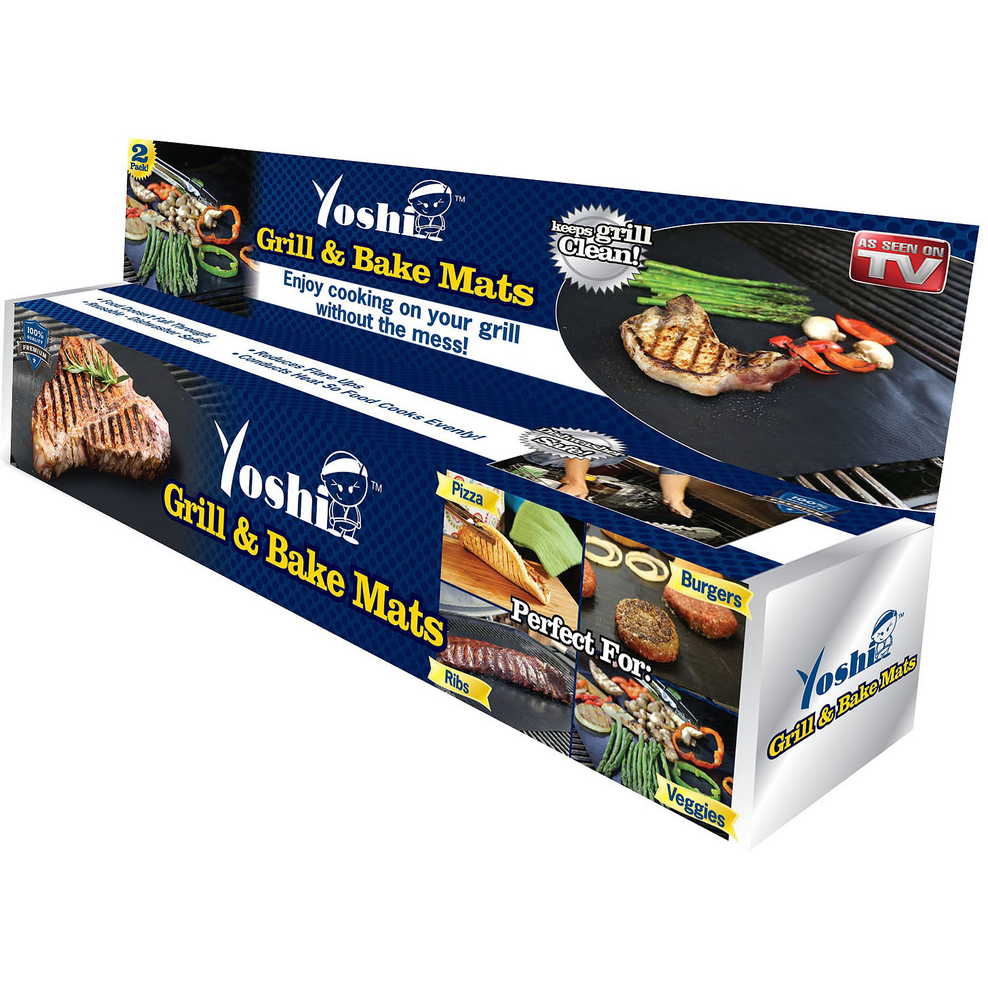 As Seen on TV Yoshi Grill and Bake Mat