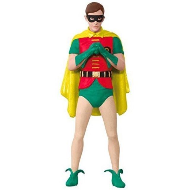 Batman Classic TV Show CLASSIC DUO Robin Boy Wonder Adult T-Shirt All Sizes