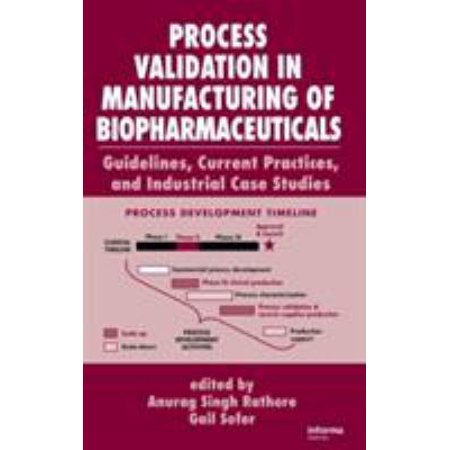 Process Validation In Manufacturing Of Biopharmaceuticals  Guidelines  Current Practices  And Industrial Case Studies
