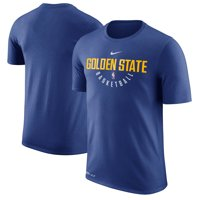 Golden State Warriors Nike Practice Performance T-Shirt - Royal