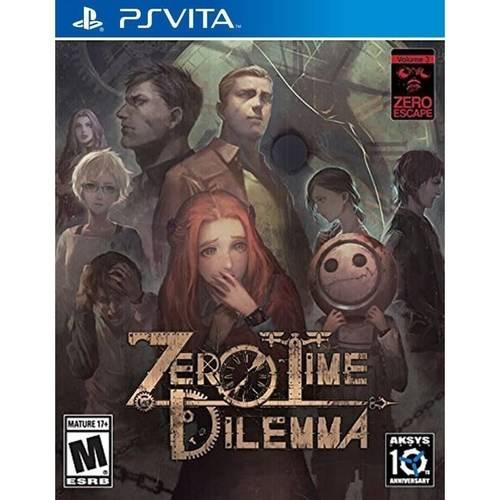 Zero Time Dilemma (PSV)
