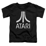 Atari - Rough Logo - Toddler Short Sleeve Shirt - 2T