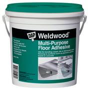 DAP Weldwood Wood Floor Adhesive, 1 QT Off White