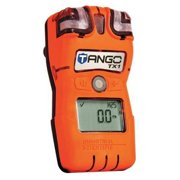 INDUSTRIAL SCIENTIFIC TX1-5 Single Gas Detector,SO2,0-150ppm,Orange