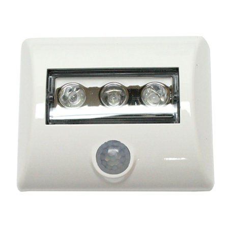 Sylvania 72245 - White LED Motion Sensor Linear Light (Batteries Included) (LED/MOTION/LINEAR/WHITE CP)