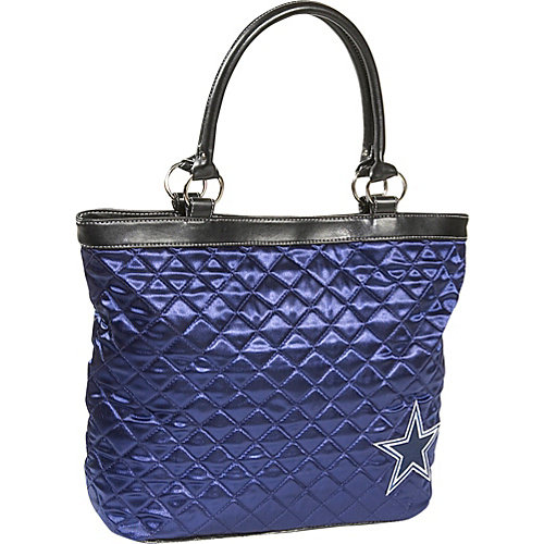 Littlearth NFL Quilted Tote - Dallas Cowboys