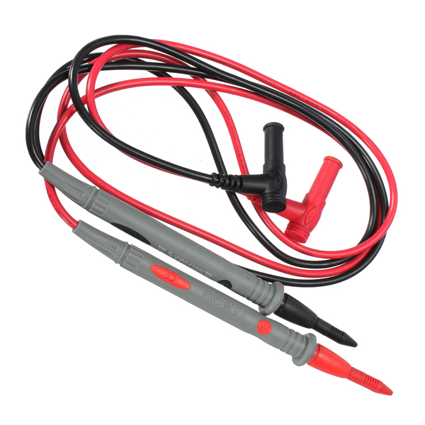 1000V 20A Banana Universal Multimeter Test Probe Leads Cable High Quality