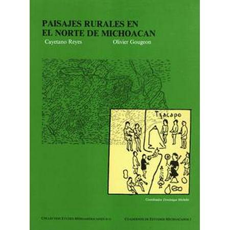 Paisajes rurales en el norte de Michoacán - (Centro De Estudios Legales Y Sociales Cels)