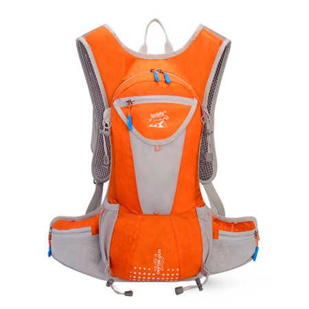 12L Light Weight Close-Fitting Hydration Pack Running Camping Hiking Backpack ()