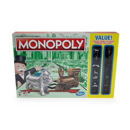 Monopoly: Value Edition - Monopoly Classic Edition