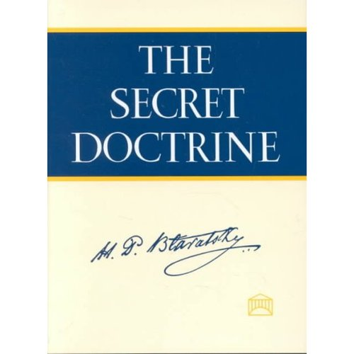 The Secret Doctrine : The Synthesis of Science Religion and Philosophy (2 Volume Set) (Hardcover)