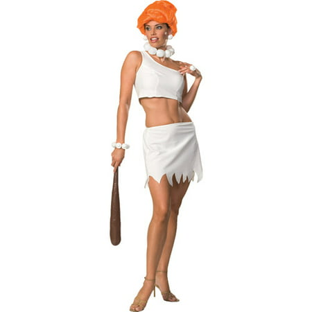 Wilma Flintstone Sassy Adult Halloween Costume