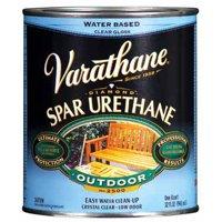 RUST-OLEUM Varathane Qt. Outdoor Crystal Clear Gloss 250041H