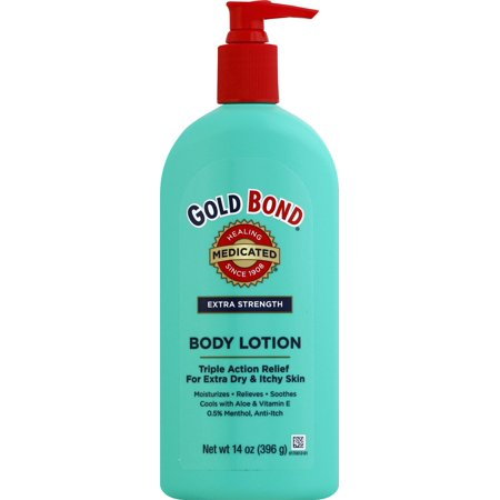 GOLD BOND® Medicated Extra Strength Body Lotion 14oz (Gold Bond Medicated Body Lotion)