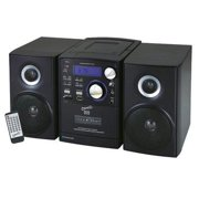 Supersonic Bt Mp3 Cd Micro Stereo System