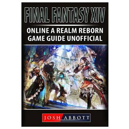 Final Fantasy XIV Online a Realm Reborn Game Guide
