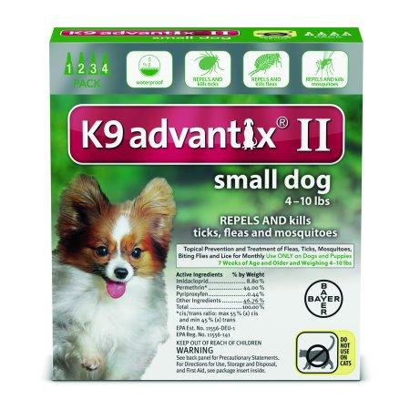 K Advantix  Small Dog Walmart