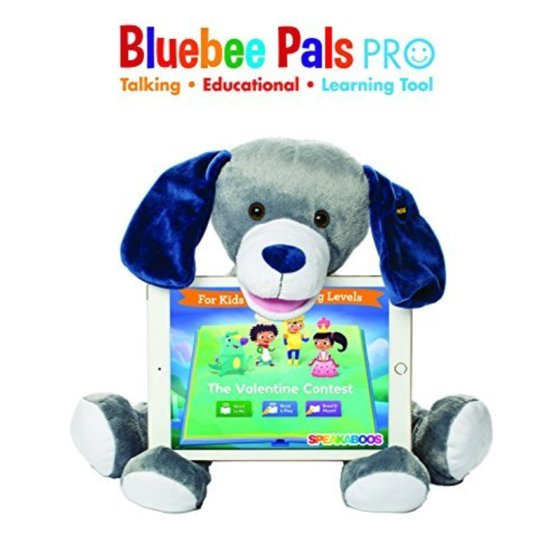 Kayle Concepts Bluebee Pal Pro The Puppy-Talking Plush Educational Learning  Toy