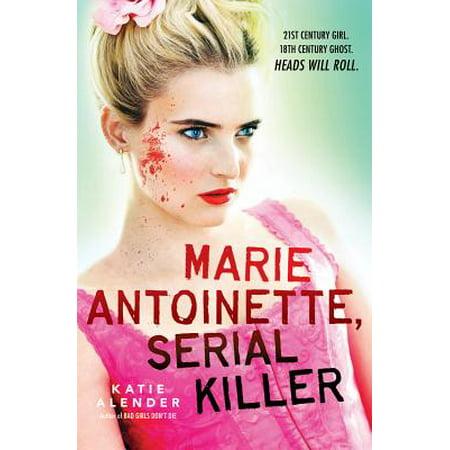 Marie Antoinette, Serial - Halloween Make Up Marie Antoinette