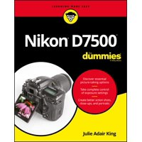 Nikon D7500 for Dummies (Paperback)