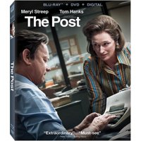 The Post (Blu-ray + DVD)