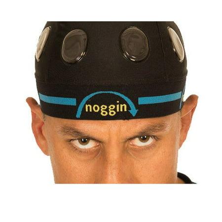 Douglas Pads NOGGIN Skull Cap, Under Helmet Head Protection - Youth or (Douglas Back Pad)