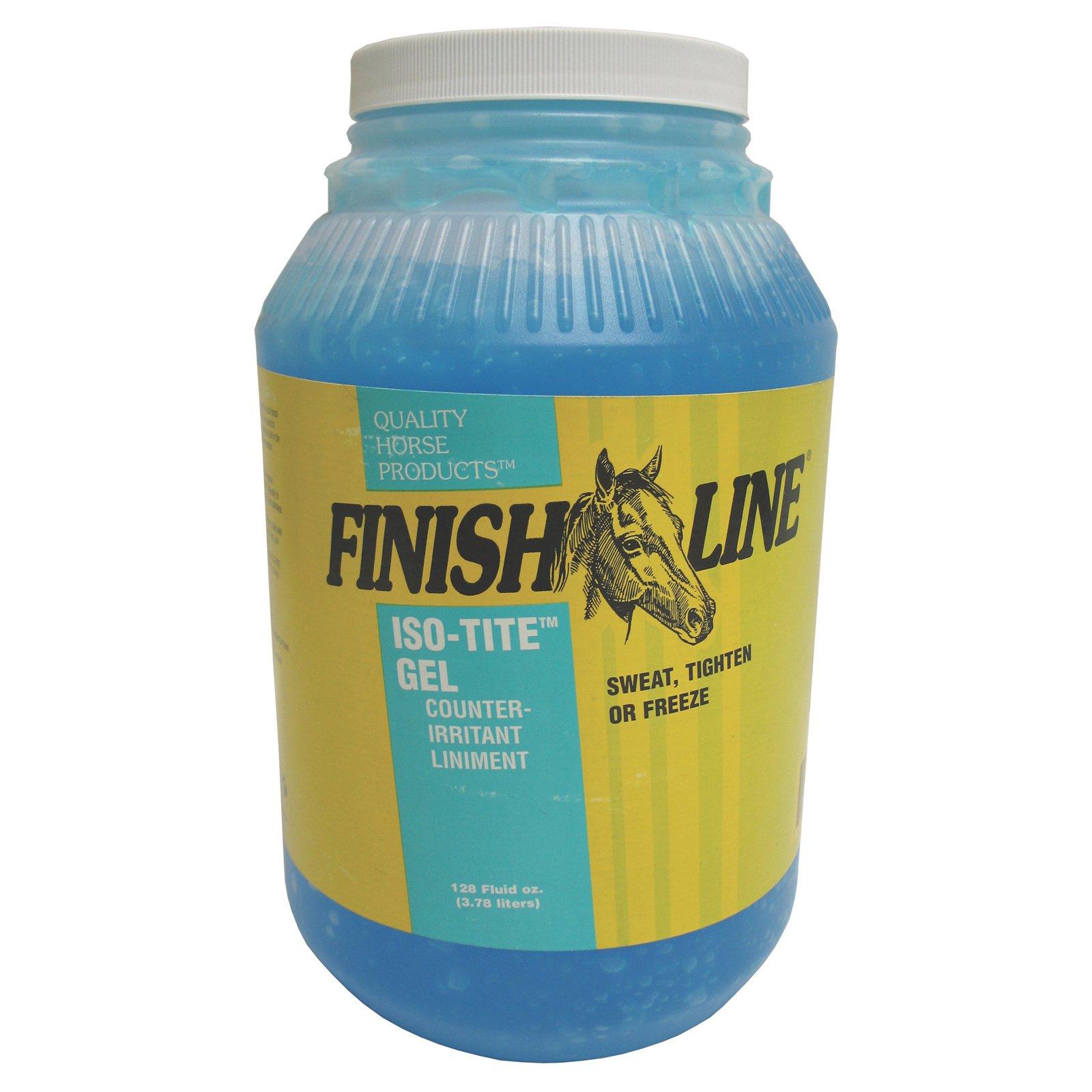 Finish Line Iso-Tite Liniment Gel