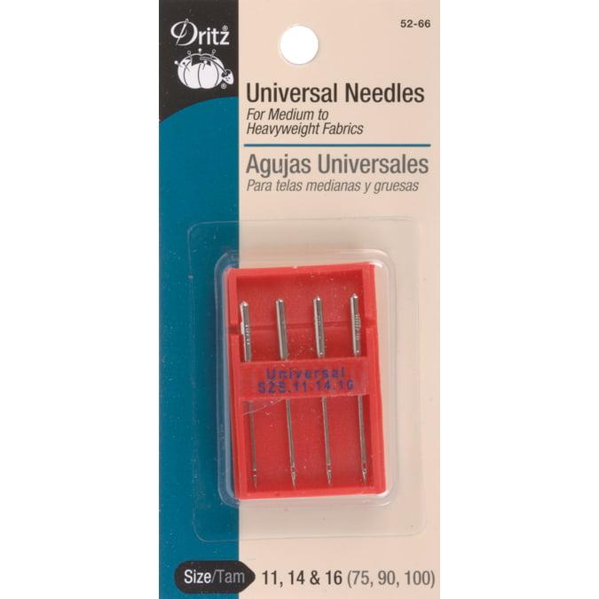Universal Point Machine Needles-Size 9/65  4/Pkg