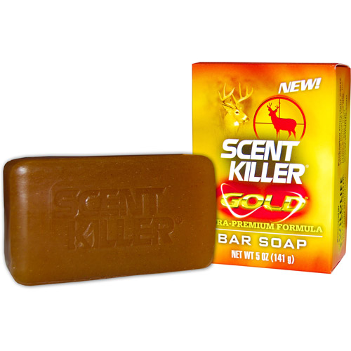 Wildlife Research Center Scent Killer Gold Bar Soap, 5 oz