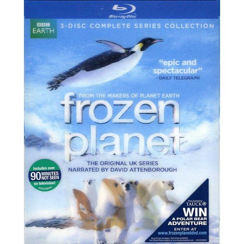 Frozen Planet (Blu-ray) (Anamorphic Widescreen)