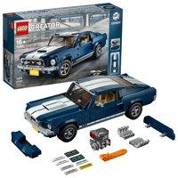 LEGO Creator Expert Ford Mustang Model Car Set 10265