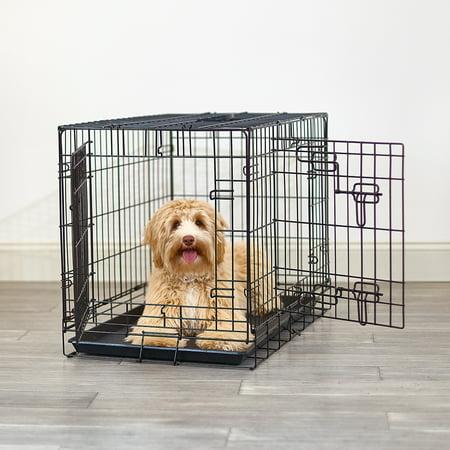 Pet Sentinel Medium Dog Crate 21in H x 19in W x 30in L ()