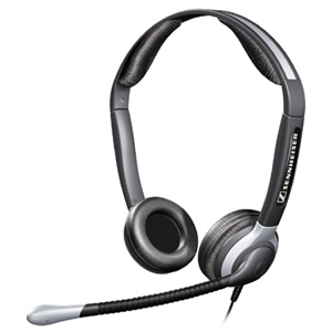 Sennheiser CC 520 Headset with Noise-Canceling Microphone