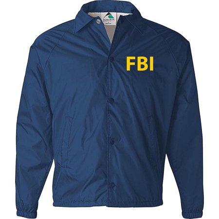 Fbi Jacket Halloween (FBI jacket, government agent jacket, secret service jacket, police, CIA)