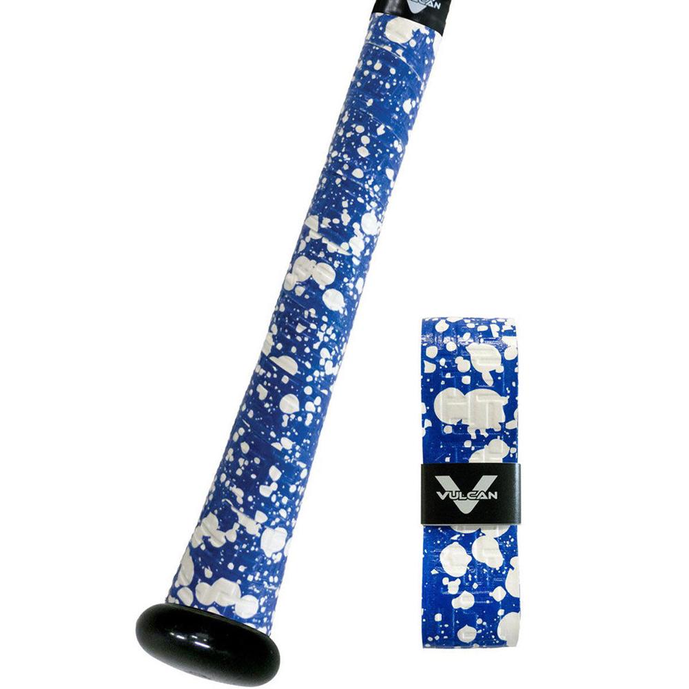 Vulcan Bat Grips 1.00mm / Blue Splatter
