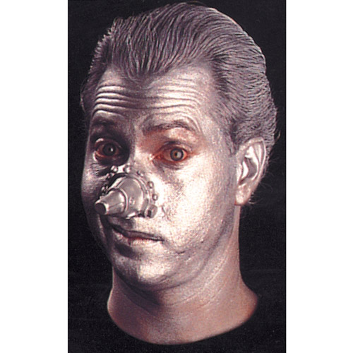 Wizard of Oz Tin Man Nose Halloween Accessory