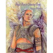 Angel Aspects Colouring Book : Art Therapy Collection