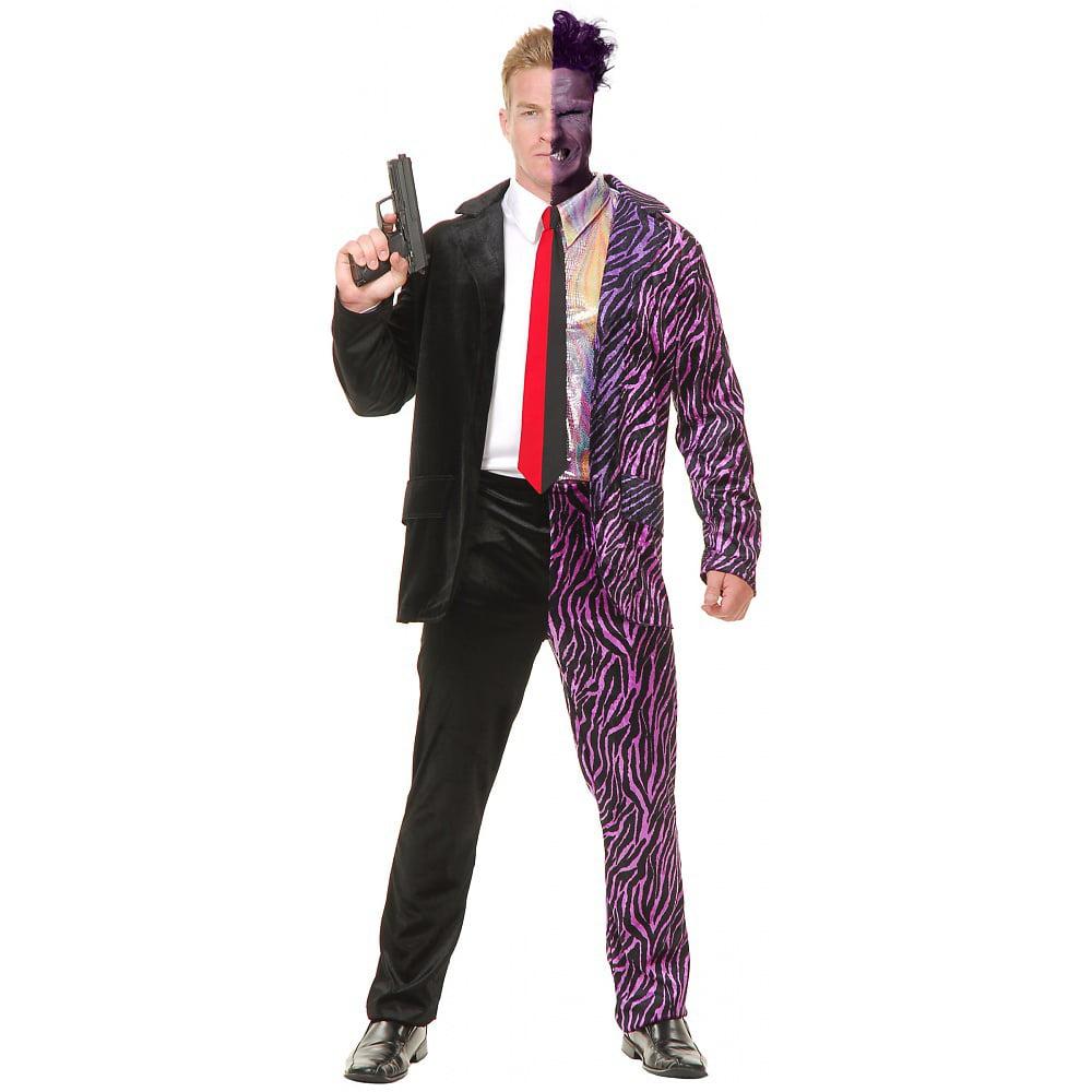Split Personality Adult Costume - Medium
