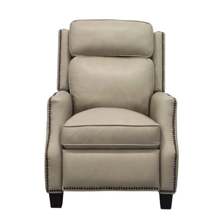 barcalounger van buren leather manual recliner