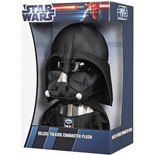 "Star Wars Darth Vader 15"" Talking Plush"