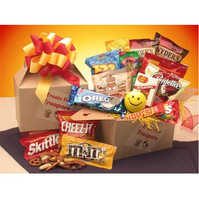 Treats For Troopers Snack Package- Medium- 819102