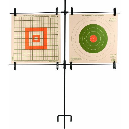 - Deluxe Paper Target Holder by Allen Company