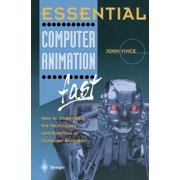 Essential Computer Animation fast - eBook