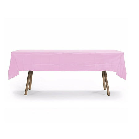 - Plastic Table Cover, 108